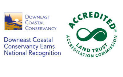 Downeast Coastal Conservancy Earns National Recognition