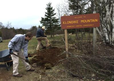 Klondike Mountain Work Day