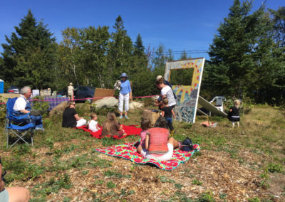 Apple Festival at Klondike Mountain