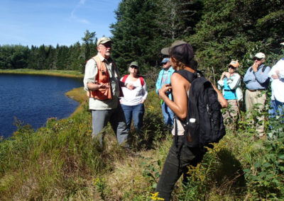 Machias River Logging History Walk