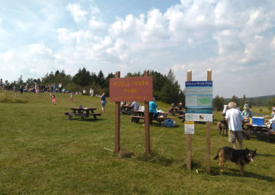 Solar Eclipse Gathering at Middle River Park