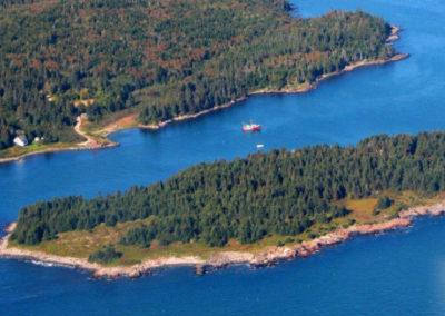 Tibbett Island Oveview