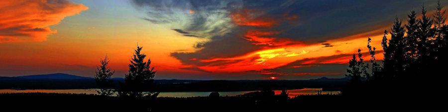 Pigeon Hill Sunset (Craig Snapp)