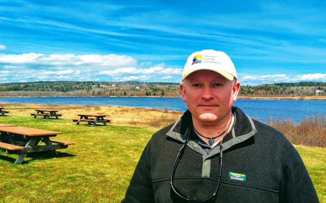 Downeast Coastal Conservancy Welcomes New Executive Director, Jon Southern